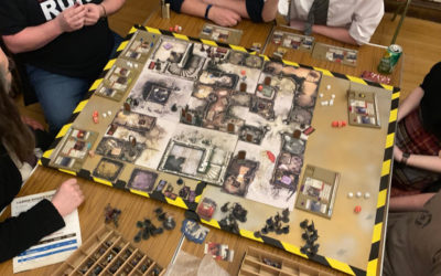 Zombicide – Previous Sessions Overview