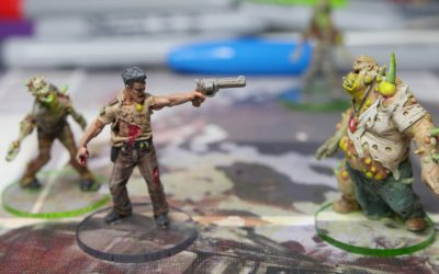 Session #38 / Toxic City Mall – Table 2 – Zombicide