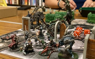 Session #46 / Green Hoard – Table 3 – Zombicide